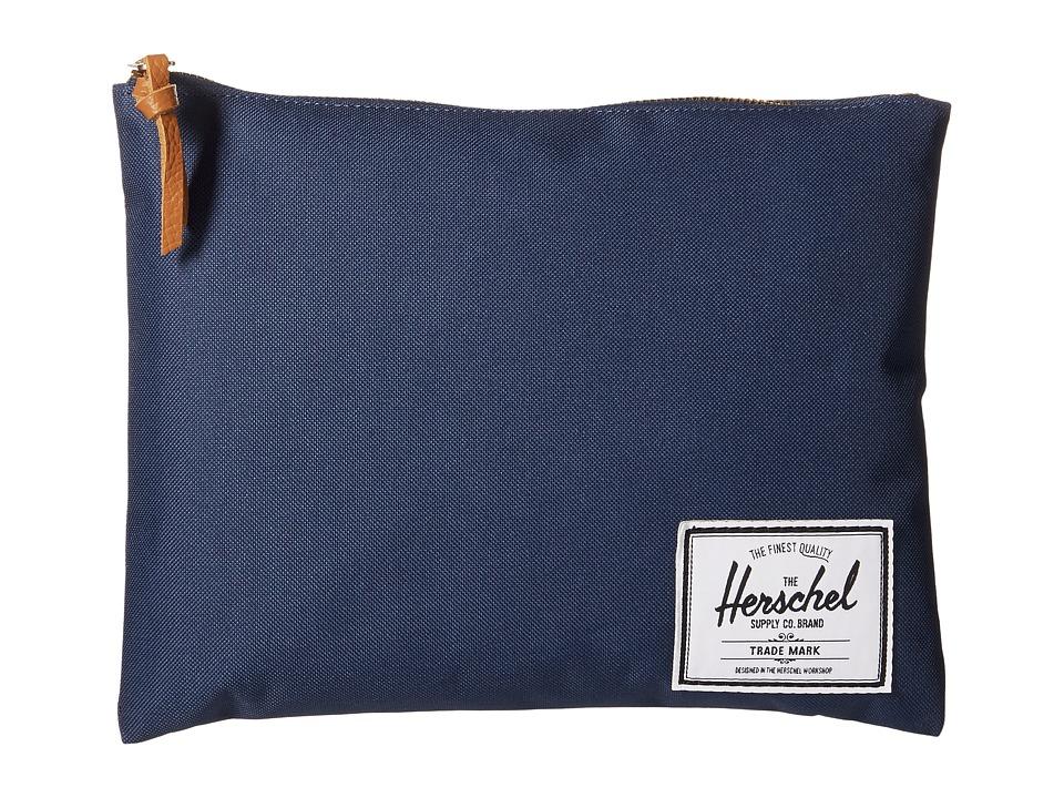 Herschel Supply Co. - Network L (Navy) Wallet