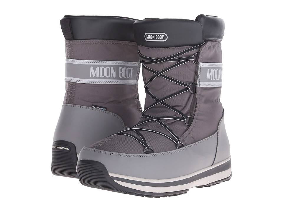 Tecnica - Moon Boot Lem (Grey) Men's Cold Weather Boots