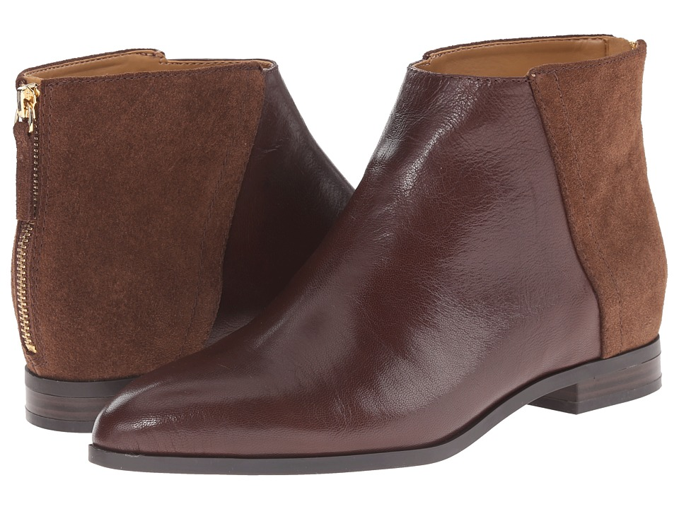 Nine West Orion (Dark Brown/Dark Brown Leather) Women