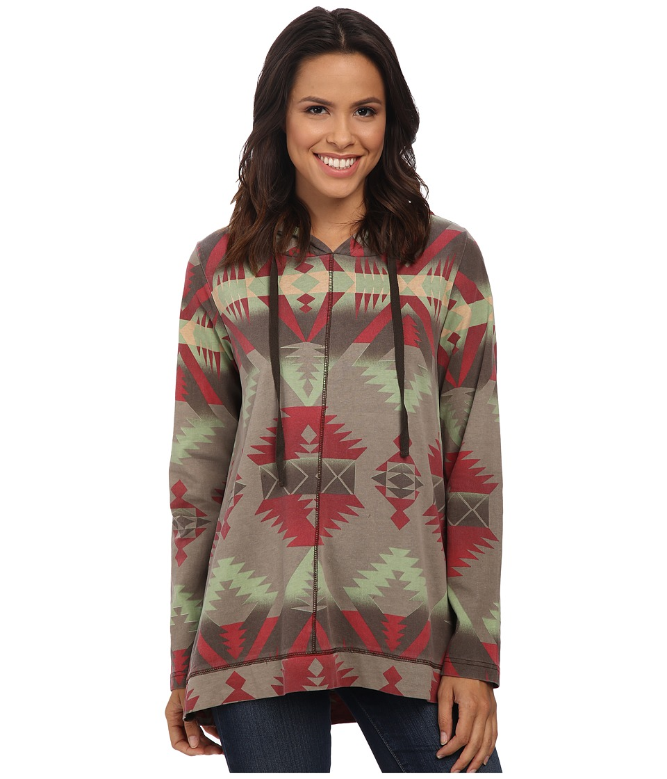 Tasha Polizzi - Cabin Hoodie (Taupe) Women's Sweatshirt