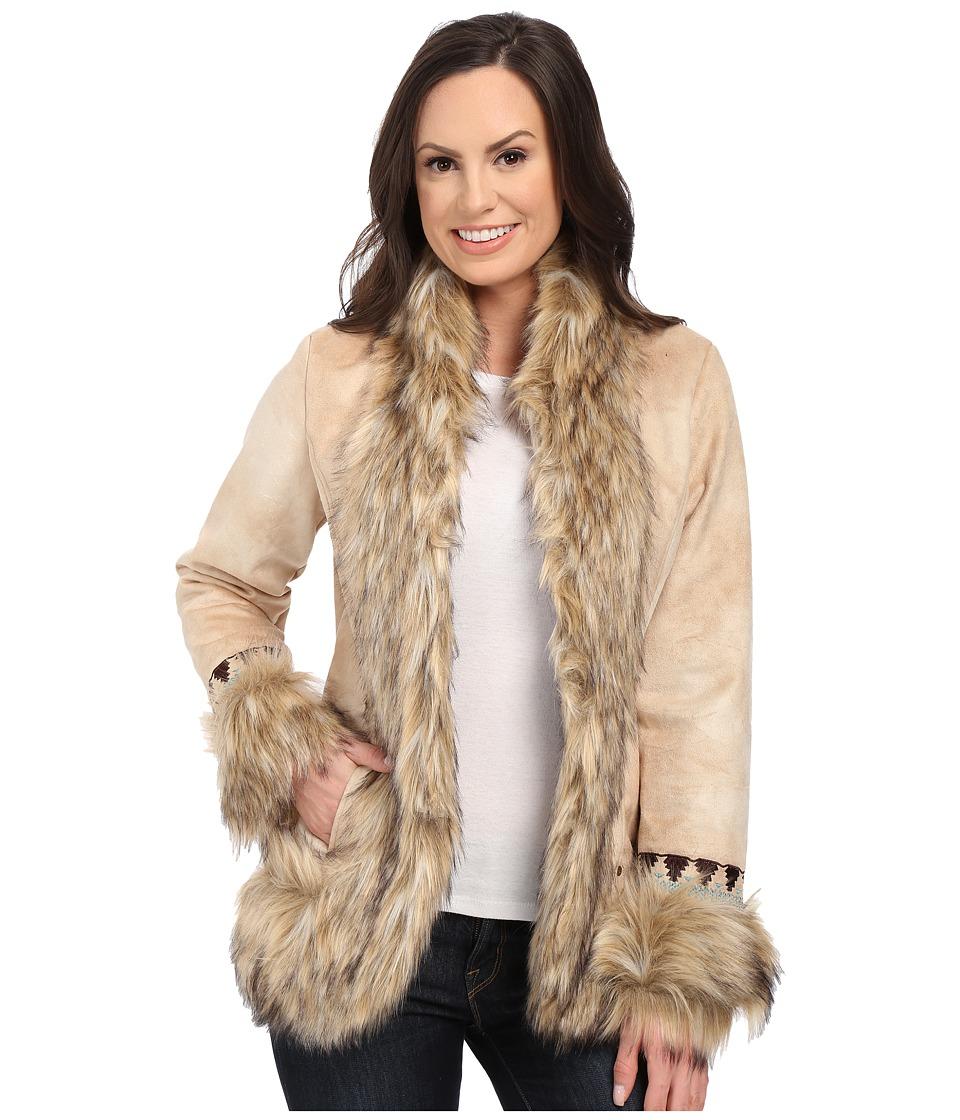 Tasha Polizzi - Luxe Jacket (Doe) Women's Coat