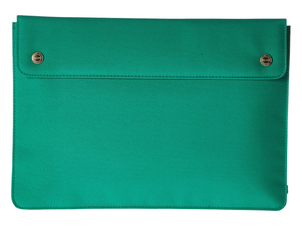 Herschel Supply Co. - Spokane 13 (Kelly Green) Computer Bags