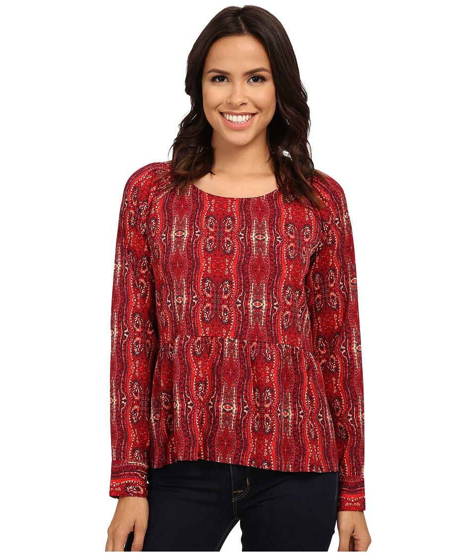 Sanctuary - Organic Boho Blouse (Scarf) Women's Blouse