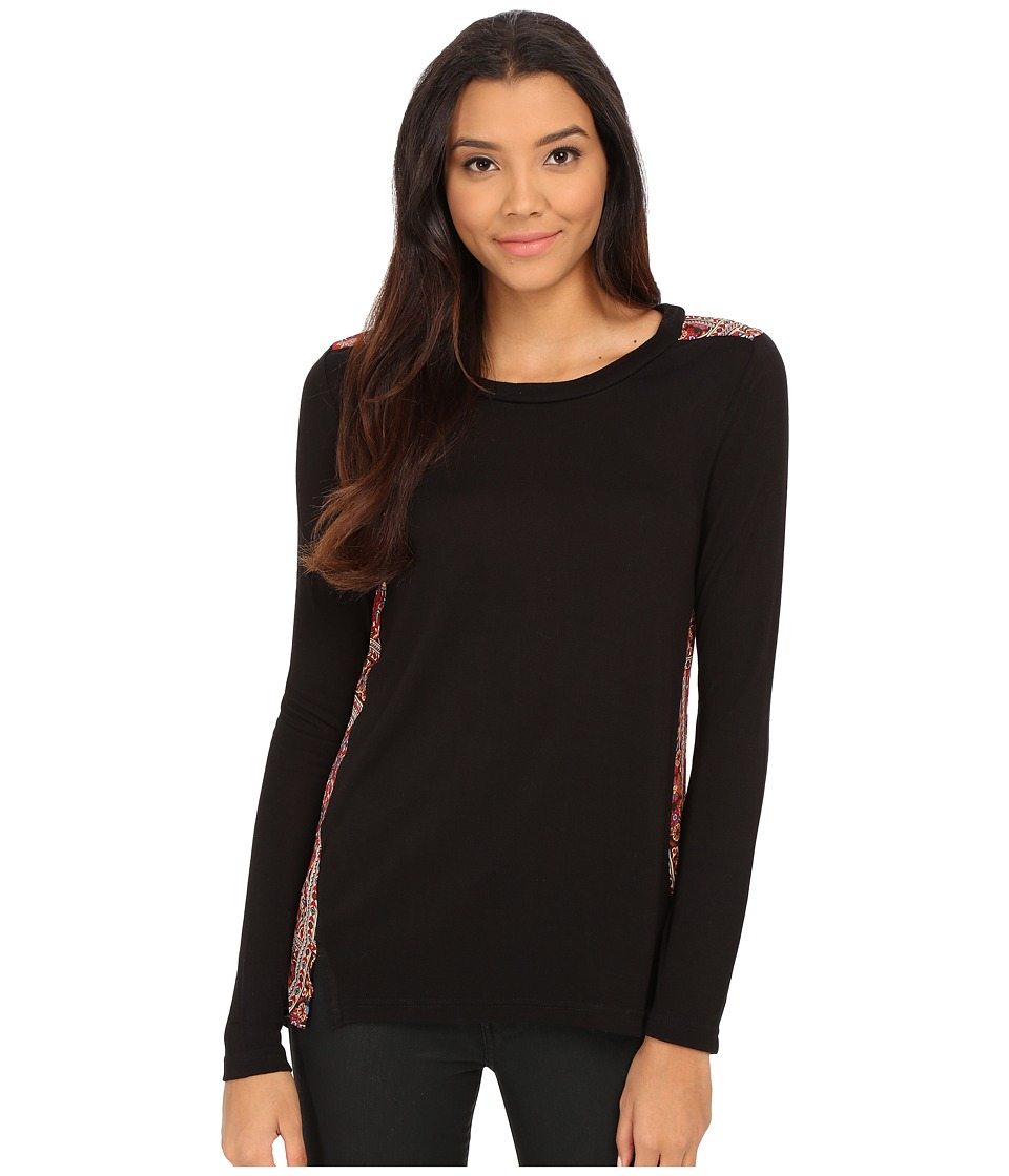 Tolani - Cassie Top (Mulberry) Women's Clothing