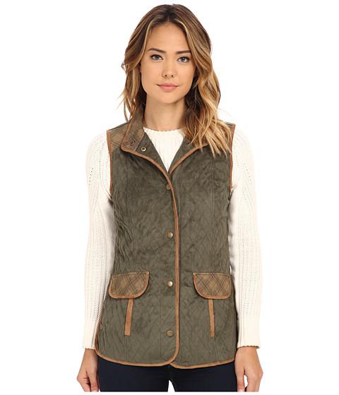 Tasha Polizzi - Sporting Vest (Green) Women's Vest