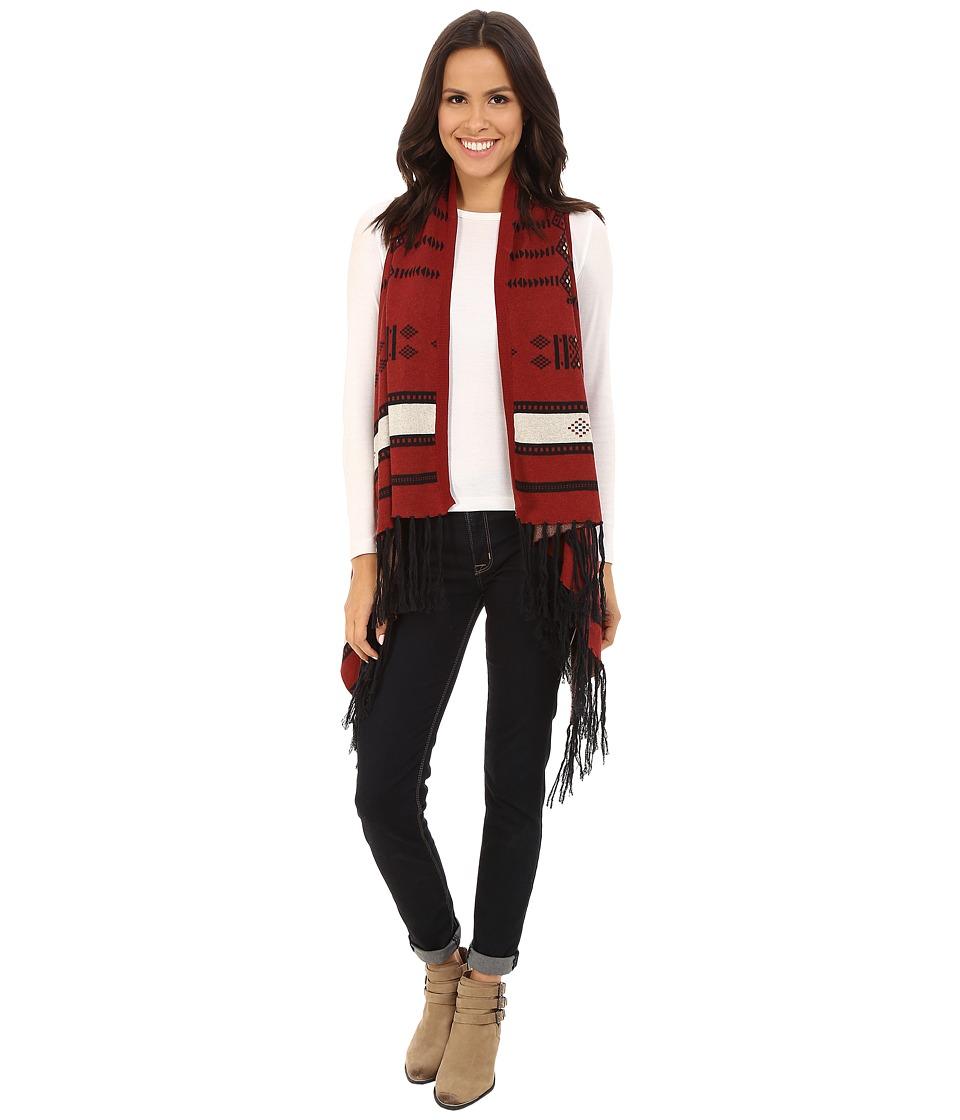 Tasha Polizzi - Acaraho Vest (Red) Women's Vest
