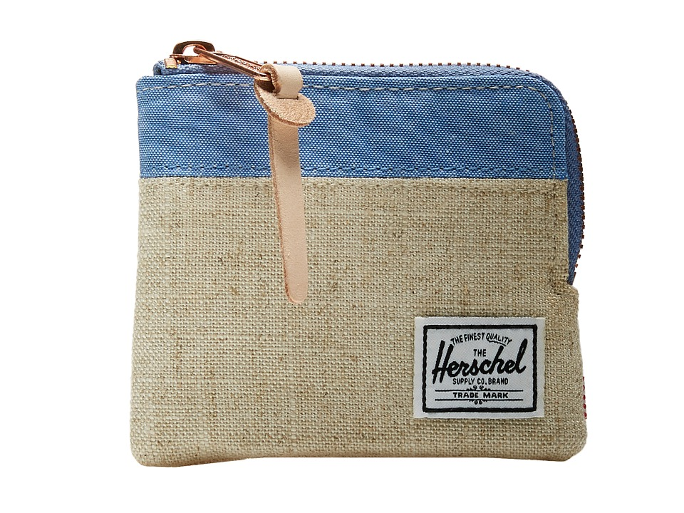 Herschel Supply Co. - Johnny (Natural) Coin Purse