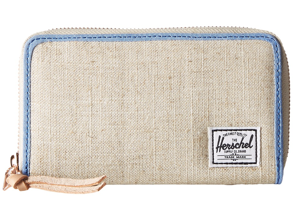 Herschel Supply Co. - Thomas (Natural) Wallet Handbags