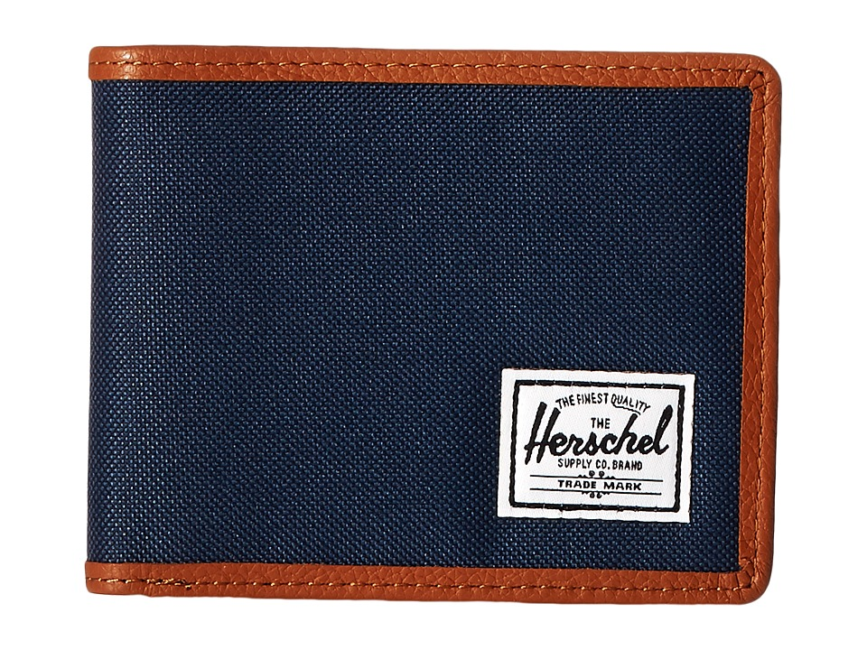 Herschel Supply Co. - Taylor (Navy/Red) Wallet