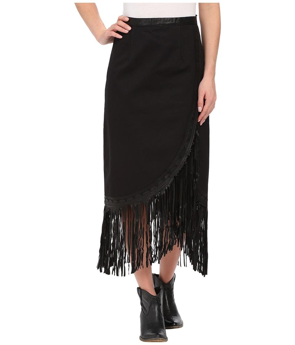 Tasha Polizzi - Trail Skirt (Black) Women's Skirt
