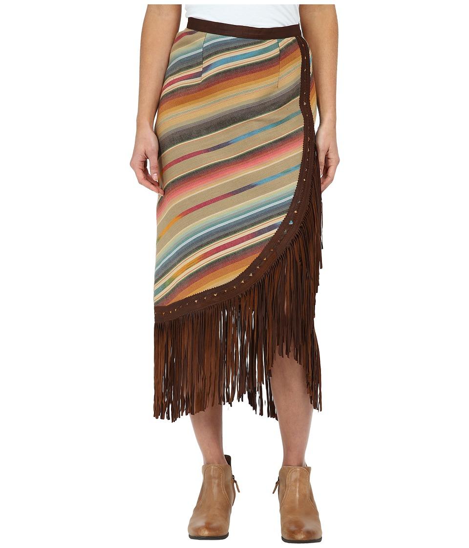 Tasha Polizzi - Canyon Skirt (Cognac) Women's Skirt