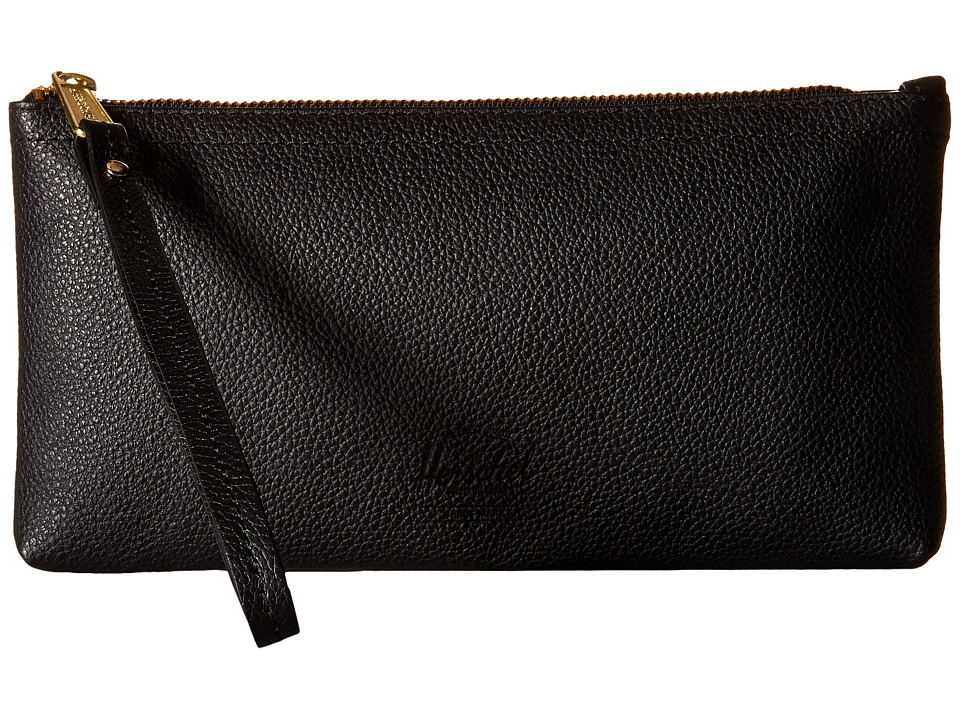 Herschel Supply Co. - Casey (Black) Clutch Handbags