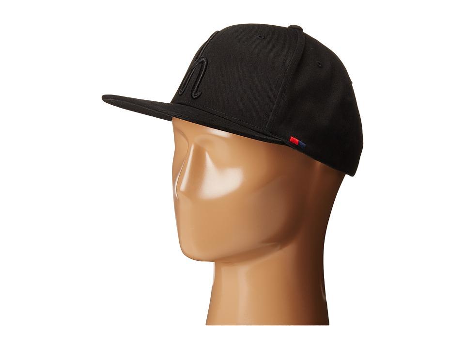 Herschel Supply Co. - Toby (Black) Caps