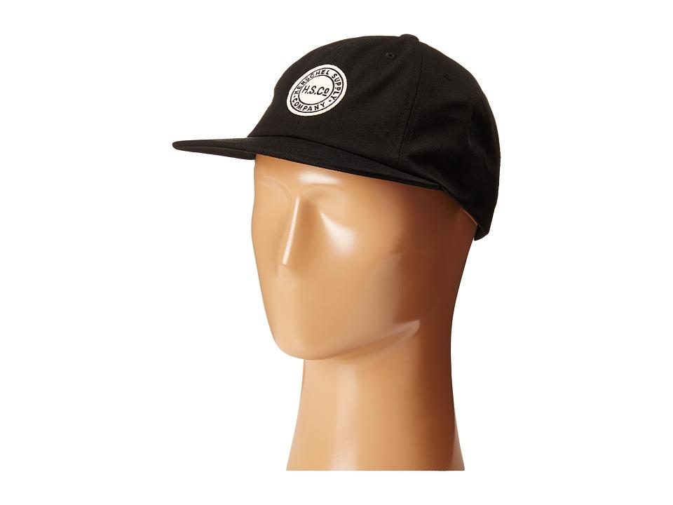 Herschel Supply Co. - Glenwood (Black) Caps