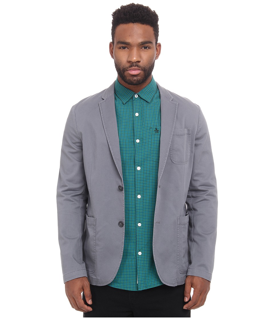 Original Penguin - P55 Stretch Blazer (Castlerock) Men's Jacket
