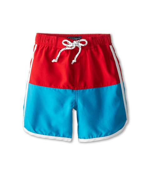 Toobydoo - Cool Aqua Remix Swim Shorts (Infant/Toddler/Little Kids/Big Kids) (Multi) Boy's Swimwear