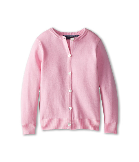 Toobydoo - Cardigan (Toddler/Little Kids/Big Kids) (Pink) Girl's Sweater