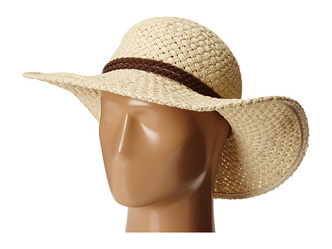 Volcom - Sun Tripper Hat (Natural) Traditional Hats