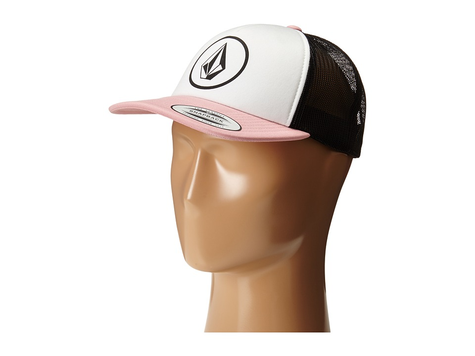 Volcom - Take Your Pick Hat (Powder Pink) Caps