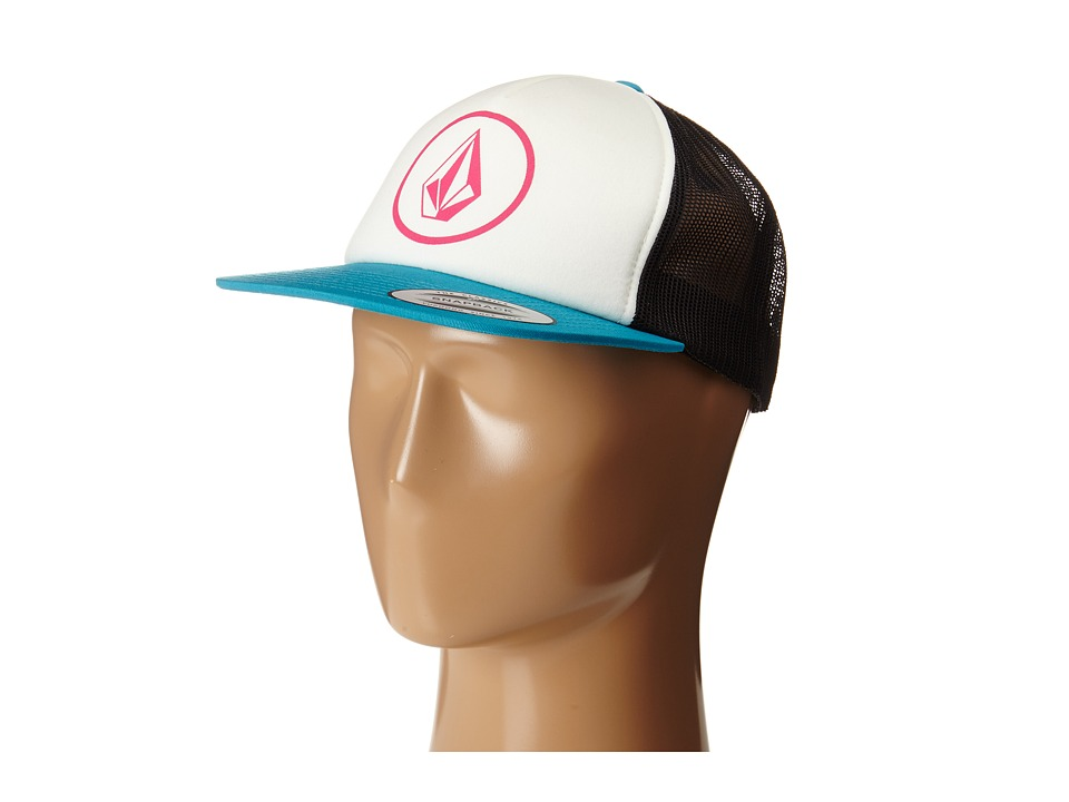 Volcom - Statement Hat (Scream Magenta) Caps