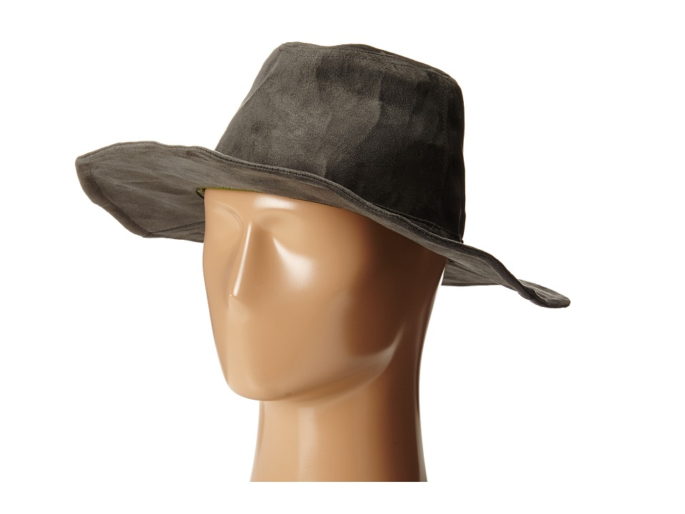 Volcom - Summer Nights Fedora (Charcoal) Fedora Hats