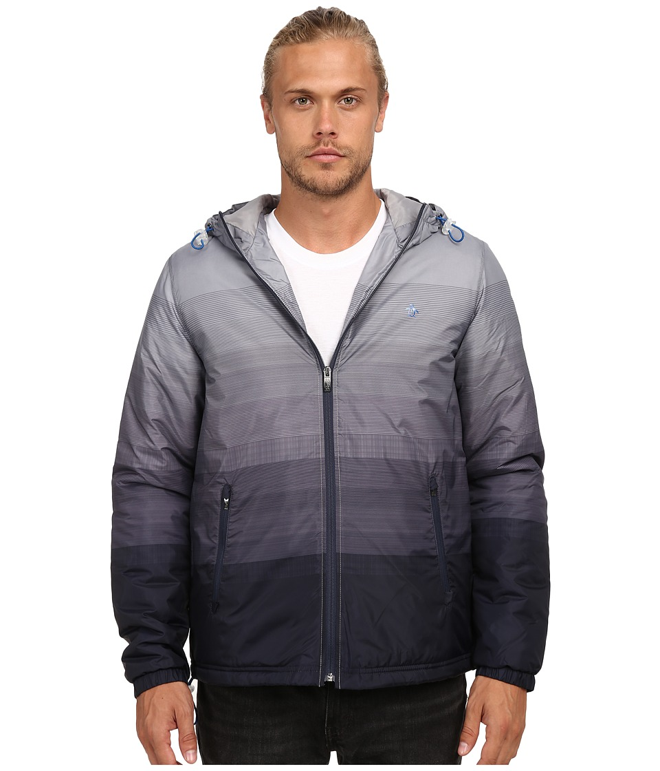 Original Penguin - Padded Windbreaker (Griffin) Men