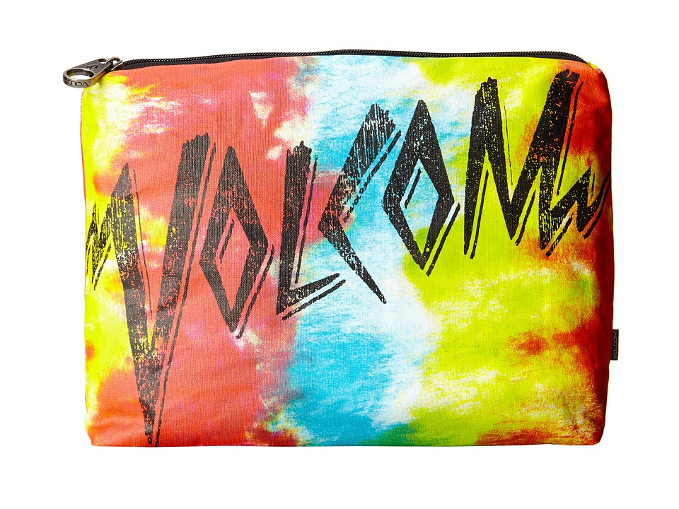 Volcom - I Love Pouches (Multi) Handbags