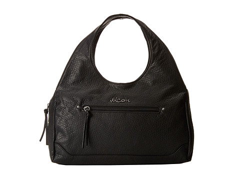 Volcom - All U Need Handbag (Black) Handbags