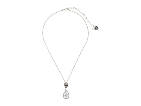 Betsey Johnson - All That Glitters Necklace (Crystal) Necklace