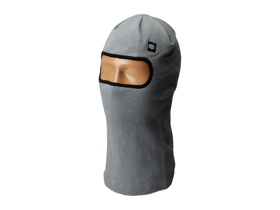 686 - Full Face Balaclava (Grey) Knit Hats