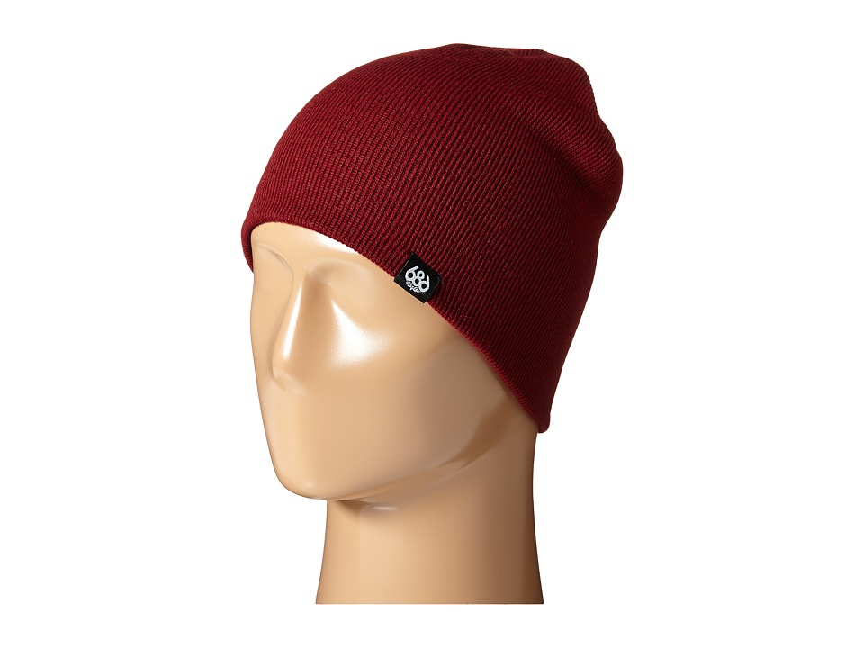 686 - Standard Beanie (Wine) Knit Hats