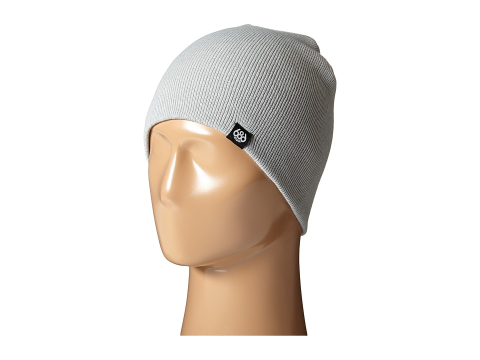 686 - Standard Beanie (Lt Grey Heather) Knit Hats