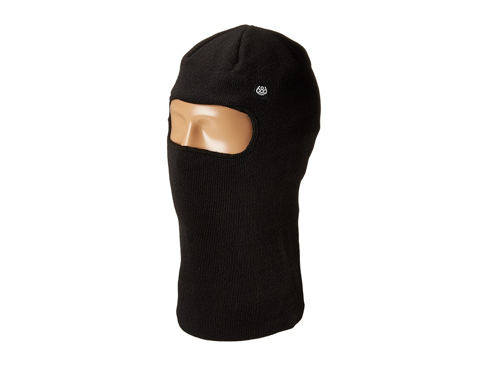 686 - Full Face Balaclava (Black) Knit Hats