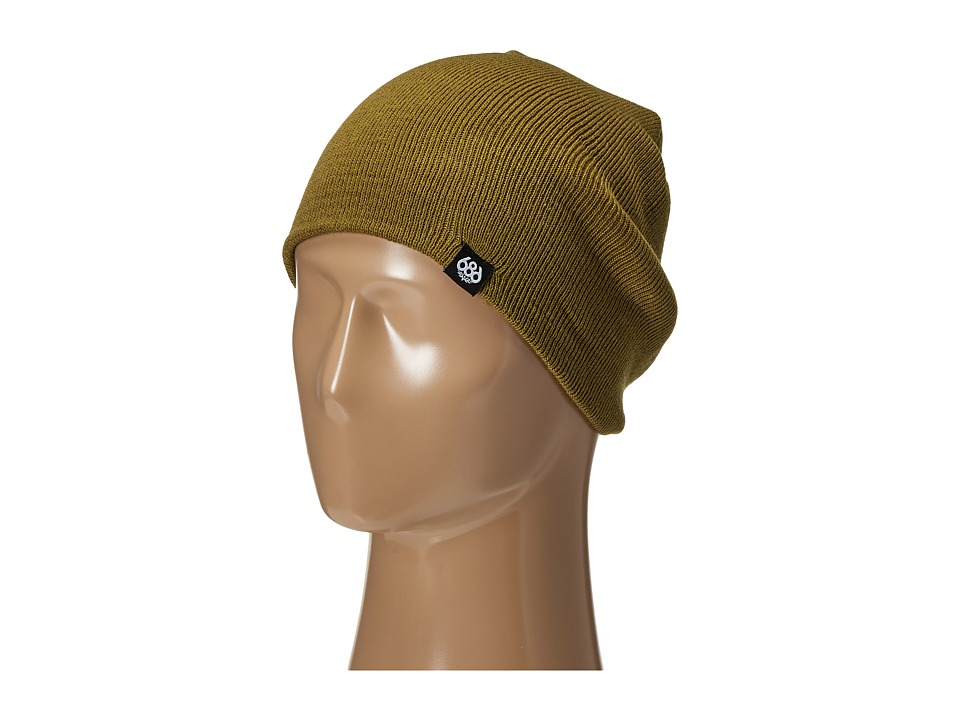 686 - Standard Beanie (Olive Drab) Knit Hats