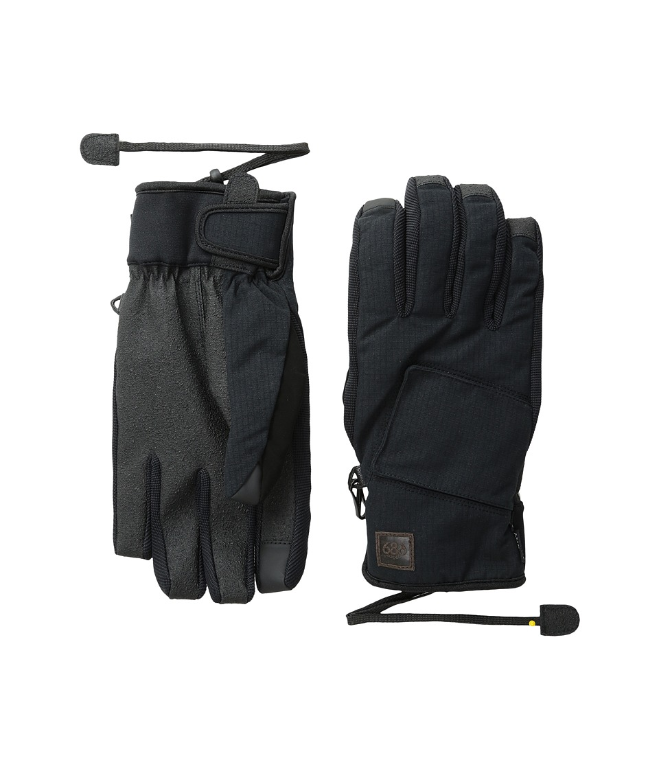 686 - Utility Glove (Black) Extreme Cold Weather Gloves