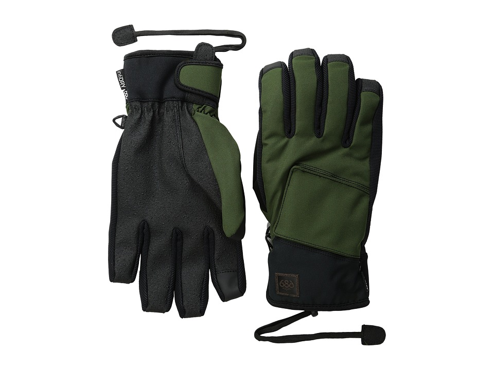 686 - Utility Glove (Forrest Green) Extreme Cold Weather Gloves