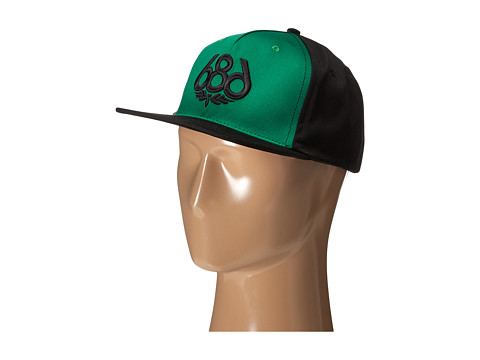 686 - Og Snapback Hat (Kelly Green) Caps