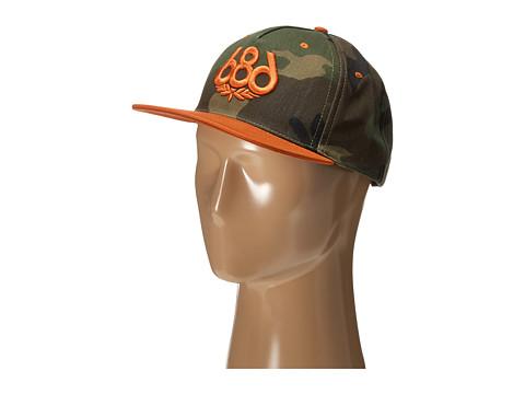 686 - Og Snapback Hat (Camo) Caps