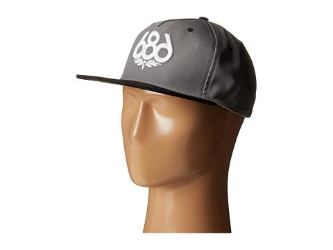 686 - Og Snapback Hat (Grey) Caps
