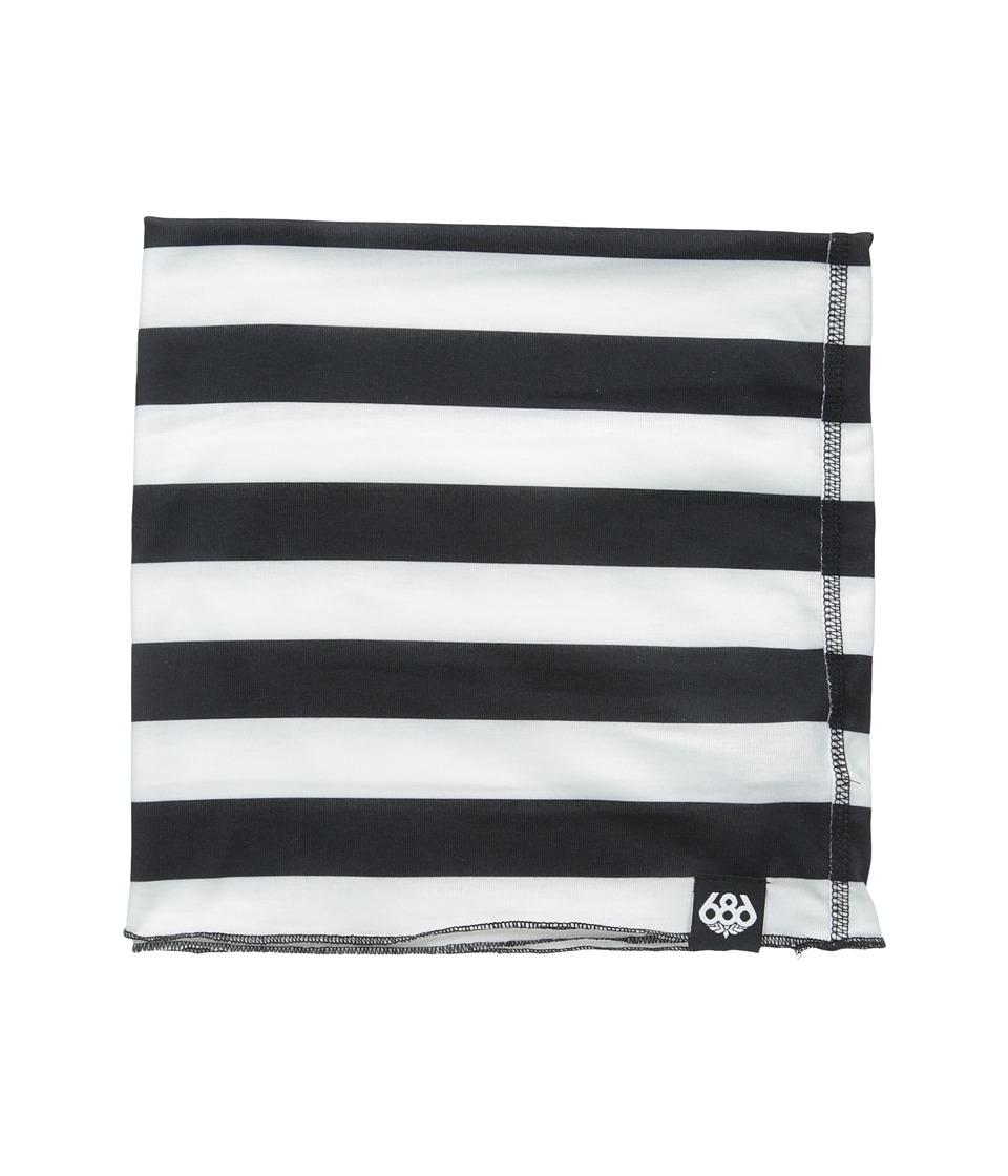 686 - Roller Race Gaiter (Jailbird Stripe) Knit Hats