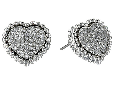 Betsey Johnson - All That Glitters Earrings (Crystal 3) Earring
