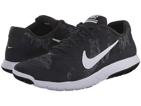 Nike - Flex Experience RN 4 Prem (Anthracite/White/White) Men's Running Shoes