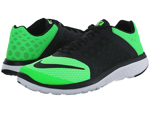 meet 3cfaa b79e2 UPC 888410092637 - Nike - FS Lite Run 3 (Green Strike/Black ...