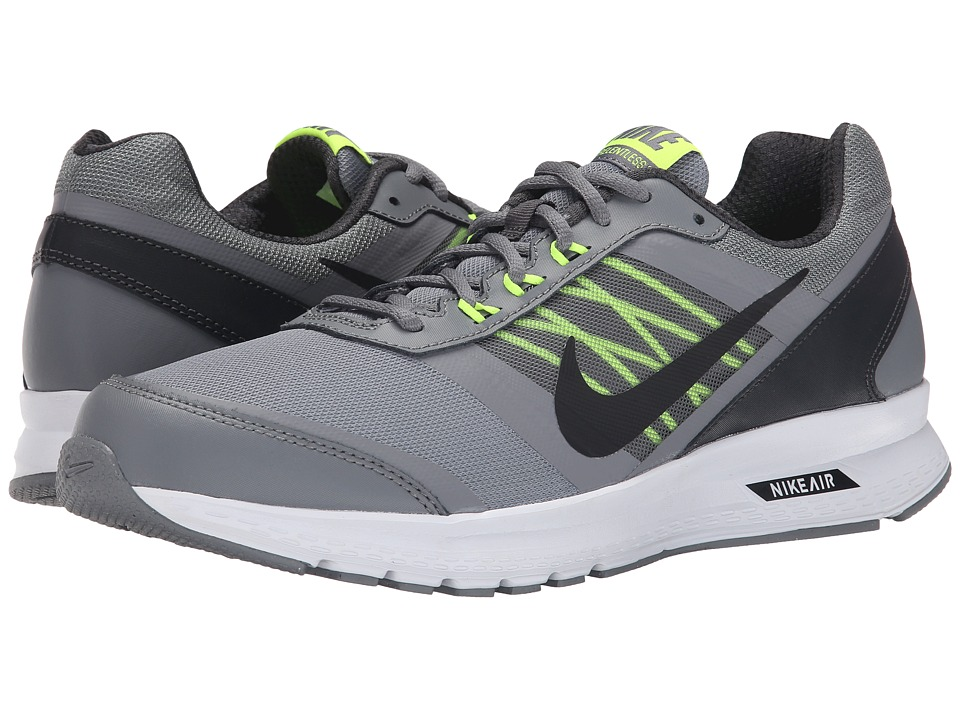 Nike - Air Relentless 5 (Cool Grey/Anthracite/White/Black) Men's Running Shoes