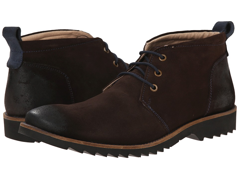 Lotus - Kingswood (Brown Suede) Men