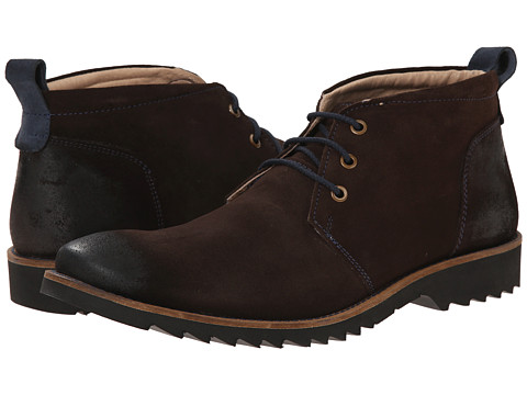 Lotus - Kingswood (Brown Suede) Men's Lace-up Boots