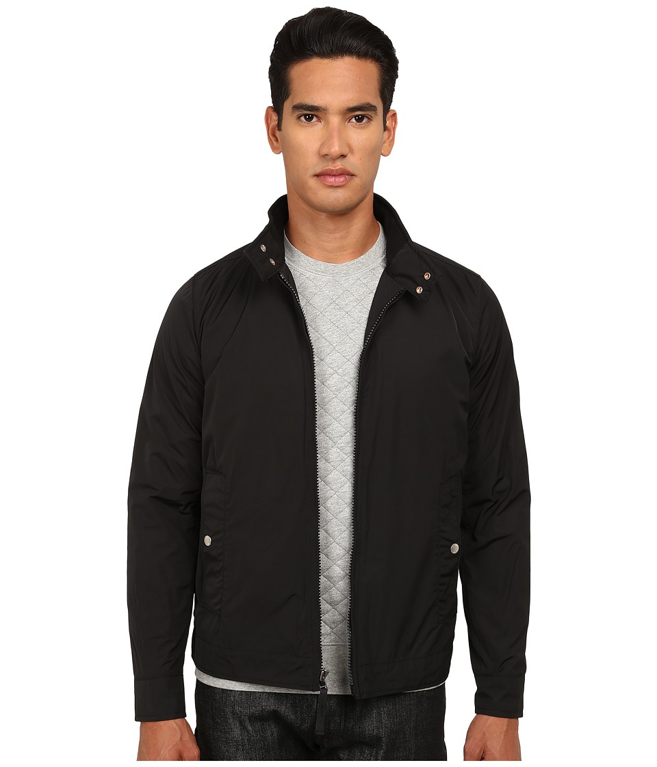 Jack Spade - Peyton Shell Jacket (Black) Men's Coat
