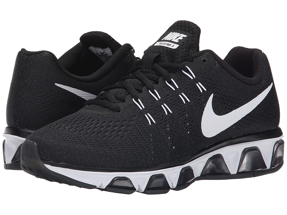 Nike - Air Max Tailwind 8 (Black/Anthracite/White) Women's Running Shoes