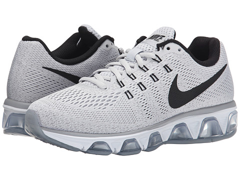 Nike - Air Max Tailwind 8 (Pure Platinum/Wolf Grey/White/Black) Women's Running Shoes
