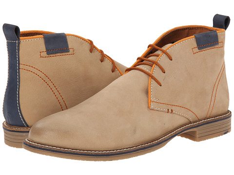 Lotus - Holbeton (Natural Nubuck) Men